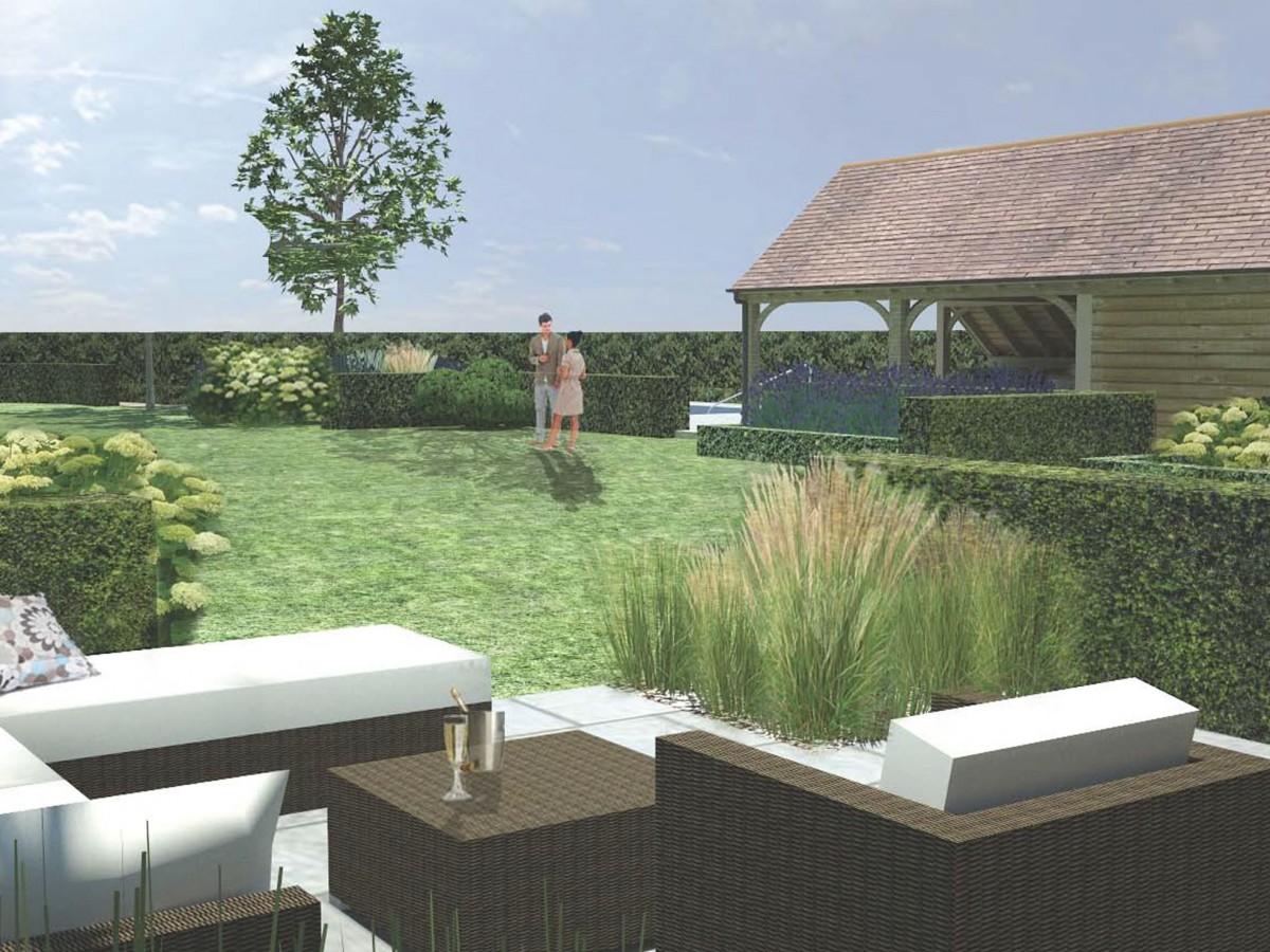 Tuin Laten Doen : Tuinontwerp uniek ontwerp verschillende soorten tuinen